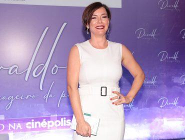 """Regiane Alves fala sobre a emoção de ter sido escolhida por Divaldo Franco para papel no filme sobre o médium: """"Encarei como missão"""""""