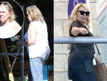 Roseanne Barr revela que entrou na faca para ter um bumbum igual ao das Kardashians