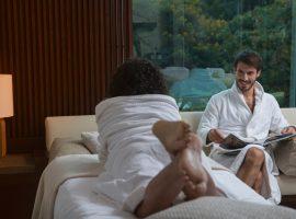 Glamurama arma experiência de bem-estar no spa do Four Seasons Hotel São Paulo