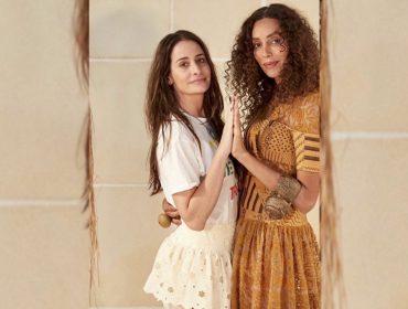 Paula Raia apresenta exposição fotográfica 'Terrosidades' e fala sobre a constante transformação do mundo da moda