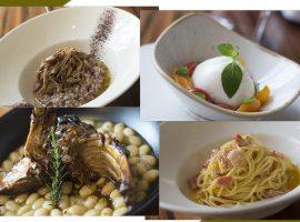 No clima da nova estação, Vinheria Percussi está cheia de novidades no menu. Vem!