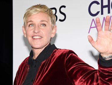 """Ellen Degeneres conhece Archie, filho de Meghan e Harry, e comenta: """"Ele é igual ao pai"""""""