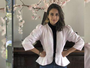 """Giovanna Nader leva sua moda sustentável à TV e ensina como aderir: """"É olhar para uma peça e entender que ali tem vida"""""""