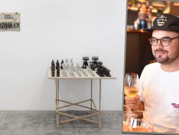 Bruno Faria é o primeiro artista escolhido para ter uma obra na wish list do MAR durante a ArtRio