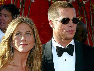 Vestido pode ter causado o divórcio de Jen Aniston e Brad Pitt. Conheça a história por trás da peça!