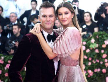 """Atleta consagrado, Tom Brady diz que não consegue acompanhar Gisele na academia: """"Ela malha com vontade"""""""