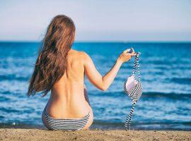 Free the Nipple: Decisão de cidade americana serviu para legalizar o topless em 6 estados dos EUA