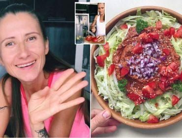 Bombou no Insta! Influencer vegana cria polêmica na rede social com receita de espaguete de alface