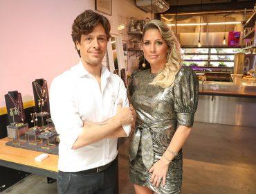 Raphael Falci lançou nova coleção com burburinho no Soul Kitchen, em São Paulo