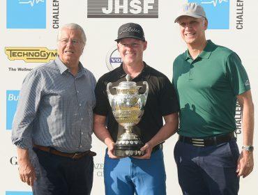 Terminou nesse domingo o 66º JHSF Aberto do Brasil de Golfe na Fazenda Boa Vista, em SP