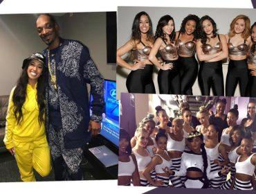 Dançarina paulista Angel B conquista de Snoop Dogg até Ivete Sangalo e quer ser cantora