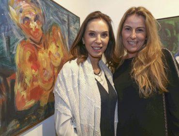 """Rita Proushan ganha exposição """"Olhar sobre Mulher"""" com obras dos anos 1980 e 1990"""