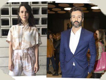 Débora Falabella aparece ao lado de novo namorado pela primeira vez e mostra no Instagram. A fila andou mesmo…