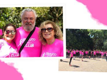 Para fechar o Outubro Rosa, Casa Mauro Freire e parceiros promovem caminhada pela prevenção do câncer de mama