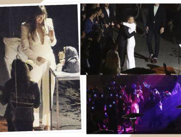 Festança de aniversário de Dakota Johnson movimentou Malibu e juntou celebs como Gwyneth Paltrow e Miley Cyrus