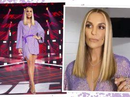 """Ivete Sangalo dedica """"loirice"""" para Hebe, mas é comparada a Carminha e Cher. Vem saber!"""
