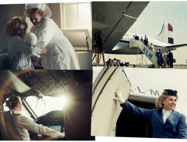 É festa! Companhia aérea holandesa, KLM, comemora 100 anos de história