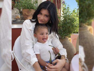 Kylie Jenner revela que quer dar uma irmãzinha para Stormi o quanto antes… E já tem até nome!