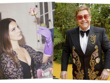 """Elton John diz que escuta as músicas de Lana Del Rey quando está triste e dispara: """"As mulheres estão dominando"""""""