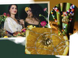 Julia Gastin e Renata Vanzetto armam collab com peças inspiradas nas frutas brasileiras