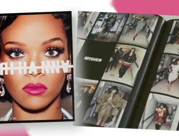 Pausa na música, start nas novidades: Rihanna lança livro que levou cinco ano para ser produzido com mil fotos de sua vida