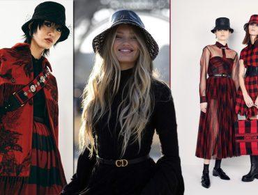Bucket hat é uma das tendências mais fortes entre os fashionistas. Que tal?
