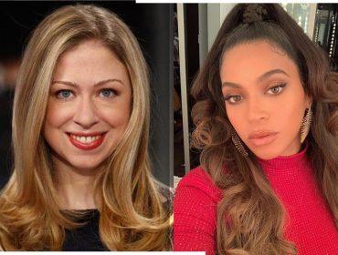 Chelsea Clinton desaprova reação de Jay-Z sobre a perda de peso de Beyoncé depois dos gêmeos