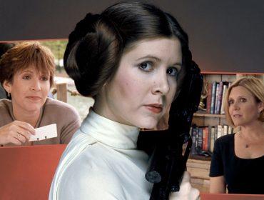 """Carrie Fisher: os papéis que vão além da inesquecível Leia Organa, de """"Star Wars"""""""