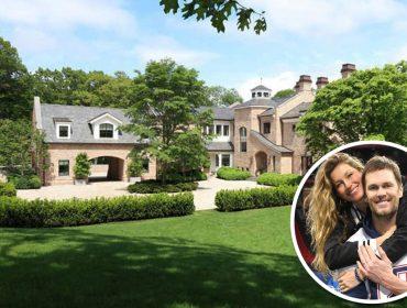 Em tempos de crise, Gisele e Tom Brady fazem 'sale' milionária para agilizar venda do château onde moram