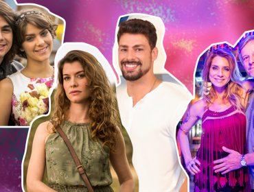Cauã Reymond e Alinne Moraes vão atuar juntos… Relembre os ex-casais que já passaram pela mesma situação