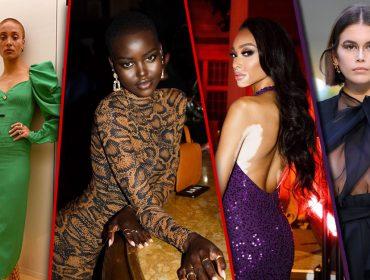 O British Fashion Council anuncia as indicações à edição 2019 de sua premiação. E a favorita a 'Modelo do Ano' é a refugiada sudanesa Adut Akech!
