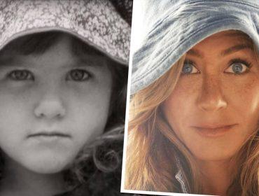 Nova rainha do Instagram, Jennifer Aniston posta seu primeiro #tbt. Vem ver!