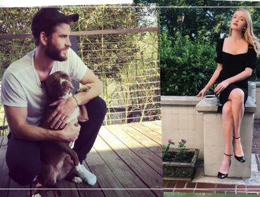 Liam Hemsworth aparece em clima romântico com nova namorada. Glamurama entrega quem é a sortuda da vez!