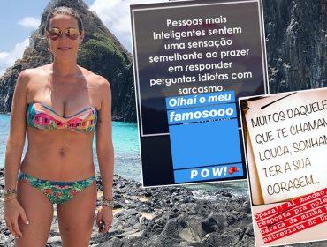Claro que Luana Piovani não ia ficar calada sobre o burburinho causado por post de Paula Lavigne. Confira o desenrolar da história