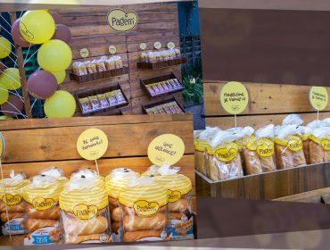 Paderri levou seus pães, doces e madeleines para o agito do Glamurama nesse domingo