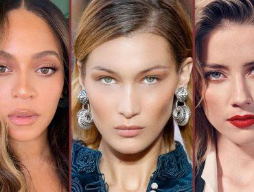 O rosto mais simétrico do mundo segundo cálculos matemáticos… quem tem? Beyoncé, Bella Hadid ou Amber Heard. Confira o top 10 aqui!