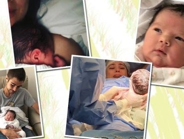 Tatá Werneck e Rafael Vitti estão frenéticos de amor: Nove fotos postadas da filha em menos de 24 horas e likes sem fim
