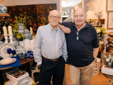 Dia triste! Morre, aos 80 anos, Gregorio Kramer, amigo de longa data de Glamurama