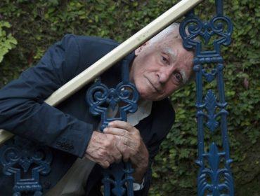 O romancista, contista e jornalista Ignácio de Loyola Brandão toma posse na Academia Brasileira de Letras