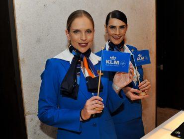 KLM fez check-in e marcou presença no festerê de 13 anos da Revista J.P.