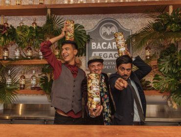 Bacardí anuncia os três finalistas brasileiros do Bacardí Legacy. Vem saber!