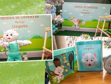 Muitas delícias e brincadeiras no espaço Kopenhagen do nosso Piquenique de Dia das Crianças
