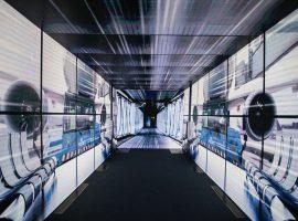 KLM instala portão de embarque para a Holanda na Faria Lima. Vem entender!