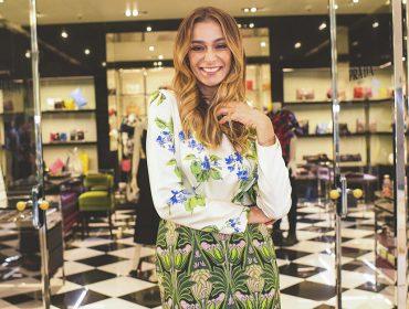 Prada apresenta sua coleção Fall/Winter 2019 em evento beneficente no shopping Cidade Jardim