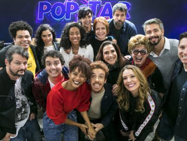 """Marcelo Serrado fala sobre estar no elenco de 'PopStar': """"Aqui somos nós cantando, não um personagem. Dá um pânico!"""""""