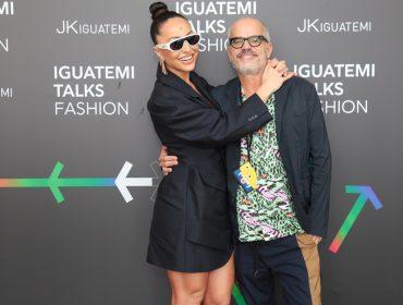Último dia de Iguatemi Talks Fashion, no JK Iguatemi, reuniu turma das boas
