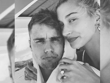 Hailey e Justin Bieber ostentaram milhões no casamento que rolou nessa semana. Só as joias usadas pelo casal somavam R$ 3 mi! Vem ver