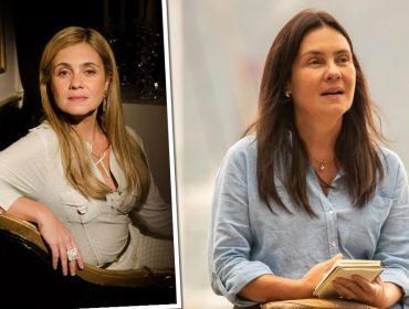 Esqueça Carminha… Nova personagem de Adriana Esteves é mãe zelosa, tradicional e batalhadora. Ao papo!
