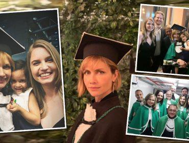 "Ana Claudia Michels comemora formatura em Medicina: ""Estou tão feliz!"""