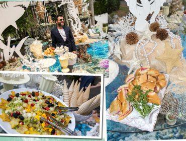 Piquenique Glamurama teve buffet dos bons com cardápio assinado pelo chef Dani Malzoni